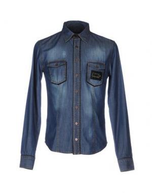 Джинсовая рубашка PHILIPP PLEIN 42621879LT