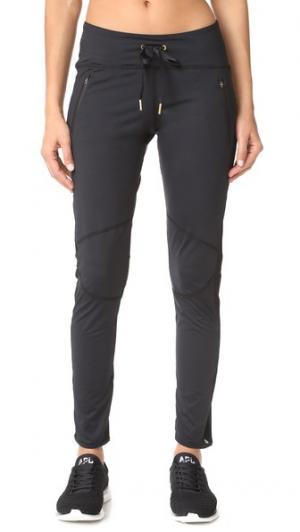 Тренировочные брюки Fast ALALA. Цвет: голубой
