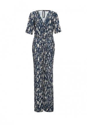 Комбинезон Trussardi Jeans. Цвет: синий