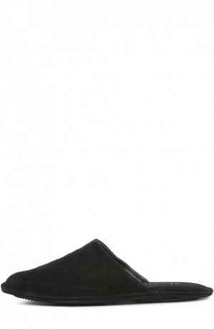 Домашние туфли Homers At Home. Цвет: черный