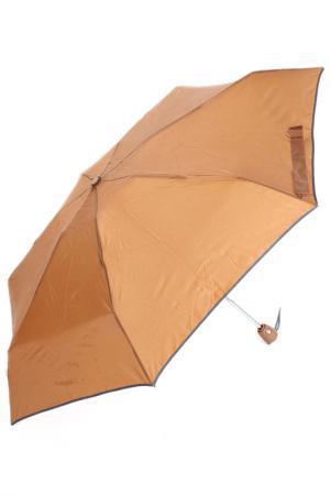 Зонт M&P. Цвет: коричневый