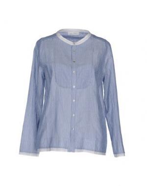 Pубашка BELLA JONES. Цвет: небесно-голубой