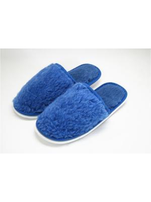 Тапочки Тефия. Цвет: синий, голубой
