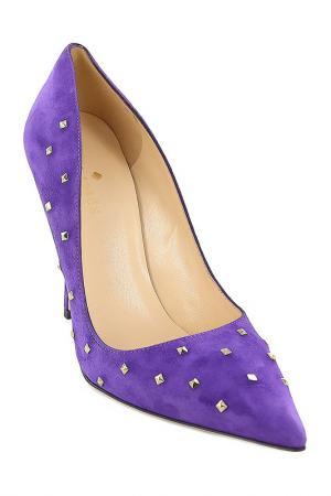 Туфли KATE SPADE. Цвет: фиолетовый