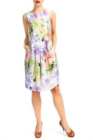Платье Dori. Цвет: мультицвет