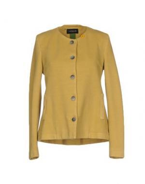 Пиджак IANUX. Цвет: охра