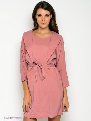 Платье Formalab. Цвет: розовый