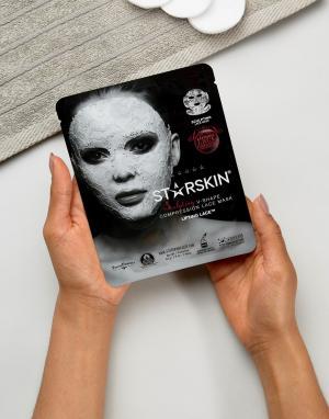 Starskin Компрессионная V-образная маска. Цвет: бесцветный