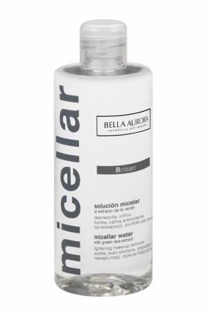 Мицеллярная вода Micellar Bclean 250ml Bella Aurora. Цвет: без цвета