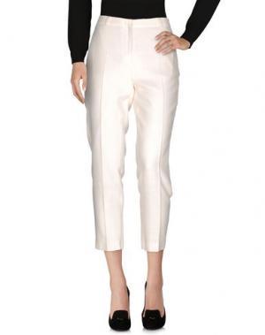 Повседневные брюки ST.EMILE. Цвет: слоновая кость