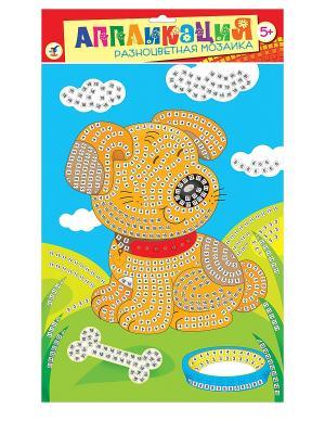 Разноцветная мозаика. Щенок Дрофа-Медиа. Цвет: голубой