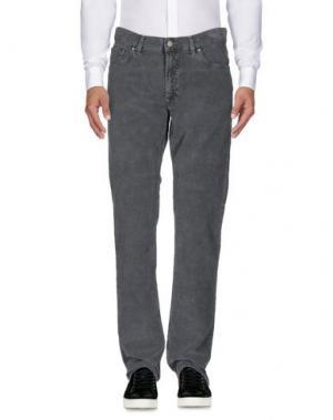 Повседневные брюки CARRERA. Цвет: серый