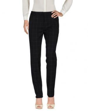 Повседневные брюки COCCAPANI TREND. Цвет: черный
