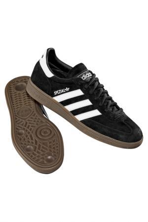 Кроссовки adidas. Цвет: черный, белый, коричневый