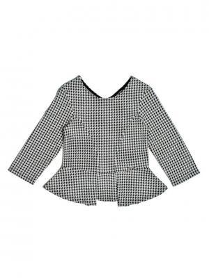 Блузка GUESS. Цвет: черный