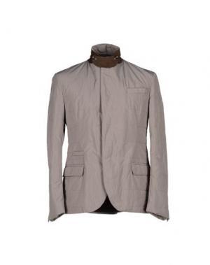 Куртка HAVANA & CO.. Цвет: голубиный серый