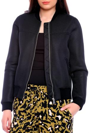 Куртка Emma Monti. Цвет: черный