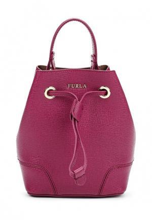 Сумка Furla. Цвет: фиолетовый