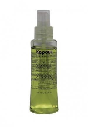 Флюид Kapous. Цвет: зеленый