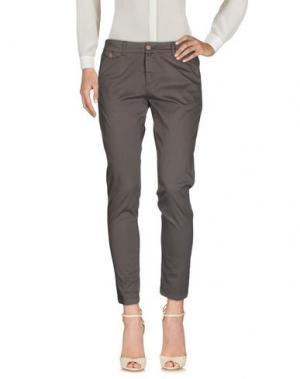 Повседневные брюки KUBERA 108. Цвет: свинцово-серый