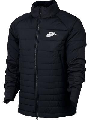 Куртка M NSW SYN FILL AV15 JKT Nike. Цвет: черный