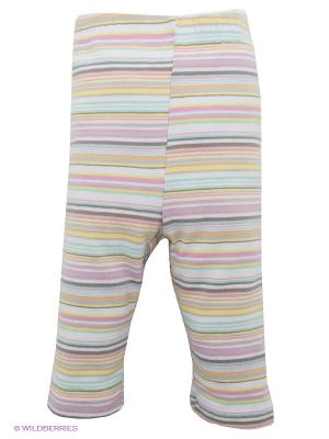 Леггинсы Liliput. Цвет: бледно-розовый, зеленый, белый