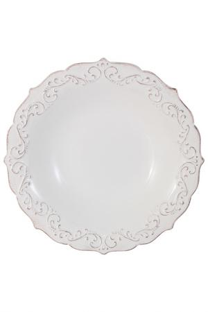 Тарелка суповая IMARI. Цвет: мультиколор