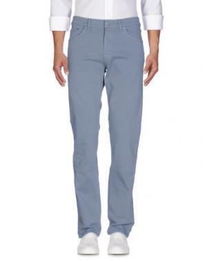 Джинсовые брюки CARRERA. Цвет: серый
