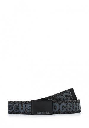 Ремень DC Shoes. Цвет: разноцветный