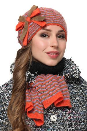 Комплект LakMiss. Цвет: оранжевый, бежевый