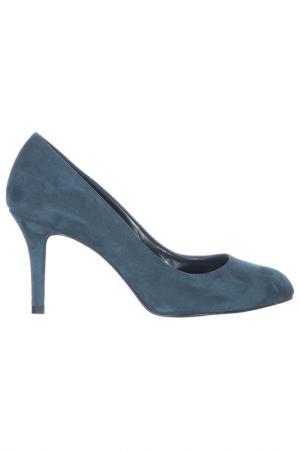 Туфли NILA. Цвет: синий