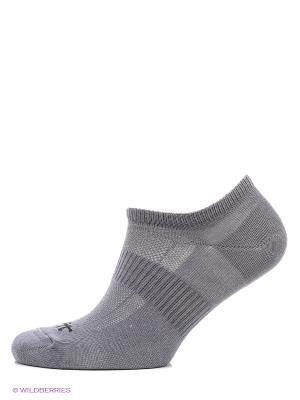 Носки низкие SW-201, 2 пары Starfit. Цвет: серый
