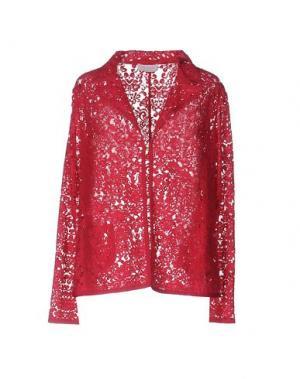 Пиджак CALALUNA. Цвет: пурпурный