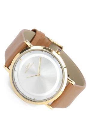 Часы на ремне IBSO. Цвет: светло-коричневый