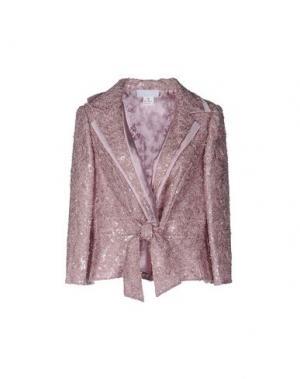 Пиджак CAILAN'D. Цвет: розовато-лиловый