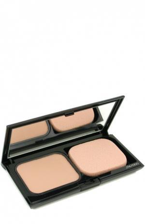 Сменный блок для матирующей компактной пудры, оттенок B20 Shiseido. Цвет: бесцветный