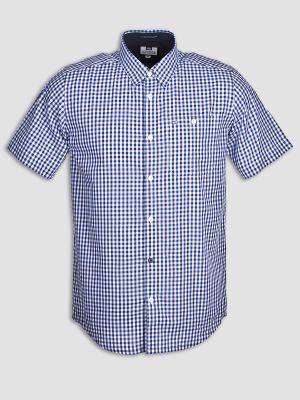 Рубашка  Roscoe blue Weekend Offender. Цвет: голубая клетка
