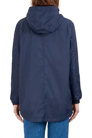 Куртка PARKA LONDON. Цвет: синий