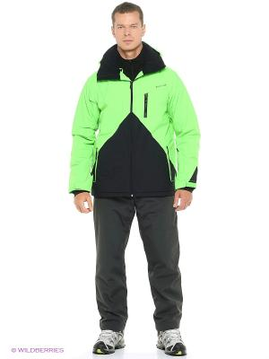 Куртка Quiksilver. Цвет: салатовый