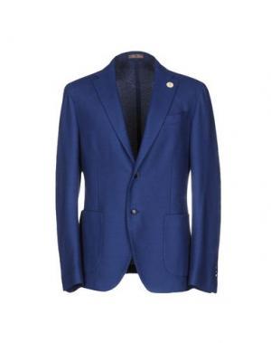 Пиджак FRADI. Цвет: синий