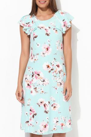 Платье JUS DE POMMES. Цвет: мультицвет