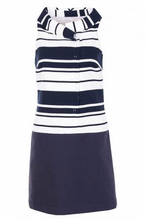 Платье Scervino Street. Цвет: синий
