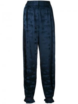 Panther Dressage trousers Bianca Spender. Цвет: синий