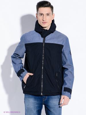 Куртка LERROS. Цвет: темно-синий