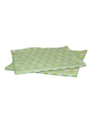 Одеяло Шерстяно-суконная фабрика. Цвет: салатовый