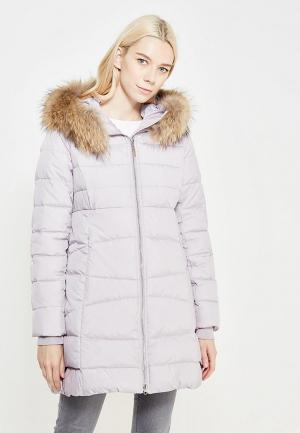 Куртка утепленная Savage. Цвет: фиолетовый