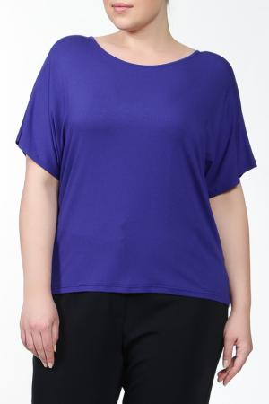 Блуза HEY. Цвет: синий