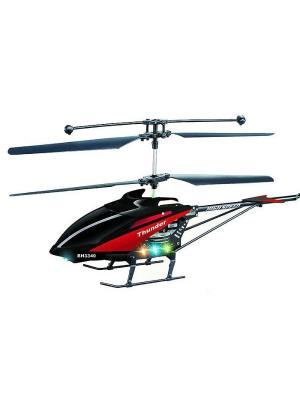 Вертолет р.у. ГРОМ (гиро) (з/у+акк) ВластелиНебес. Цвет: черный