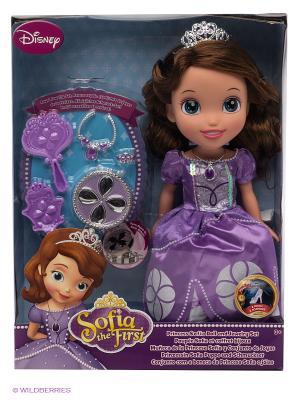 Кукла София с украшениями Disney Princess. Цвет: сиреневый