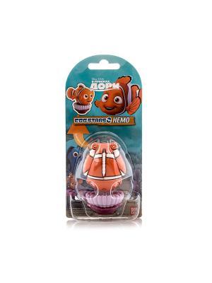 Яйцо-трансформер немо Bandai. Цвет: оранжевый